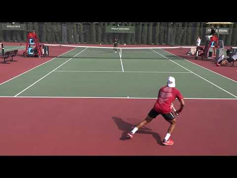 10 29 2018 Cukierman (USC) Vs Kumar (Stanford) Men's singles finals