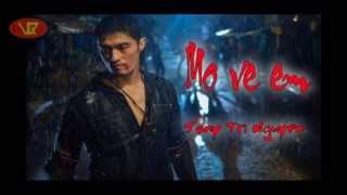 Mơ về em - ( Phong Bụi) - Jony Trí Nguyễn - VIETQUOC