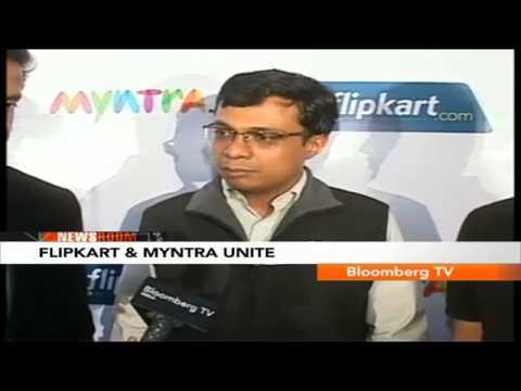 Newsroom- Flipkart-Myntra: 100% Acquisition