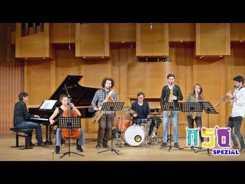 ASQ Spezial: Monsters, Inc. / Arcis Saxophon Quartett, Benedikt Kurz, Raphaela Gromes, Julian Riem