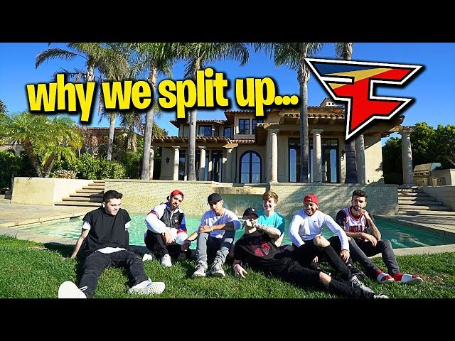 What Happened to the FaZe House.. (The Truth)