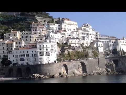 Pompeii and Amalfi Coast day trip from rome