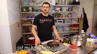 Maker Spotlight Gonzalo Ocano