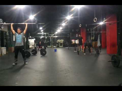 "CrossFit ILC Training Log - Hero WOD ""Daniel"""