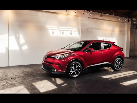 2018 Toyota C-HR Should Stand For C-Segment Hot Rod