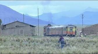 Rail Away (Peru: Machu Picchu - Cusco - Juliaca)