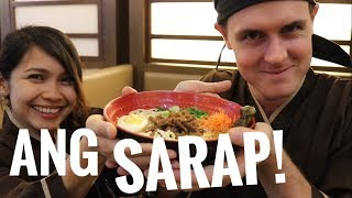 The best Japanese restaurant in the Philippines!