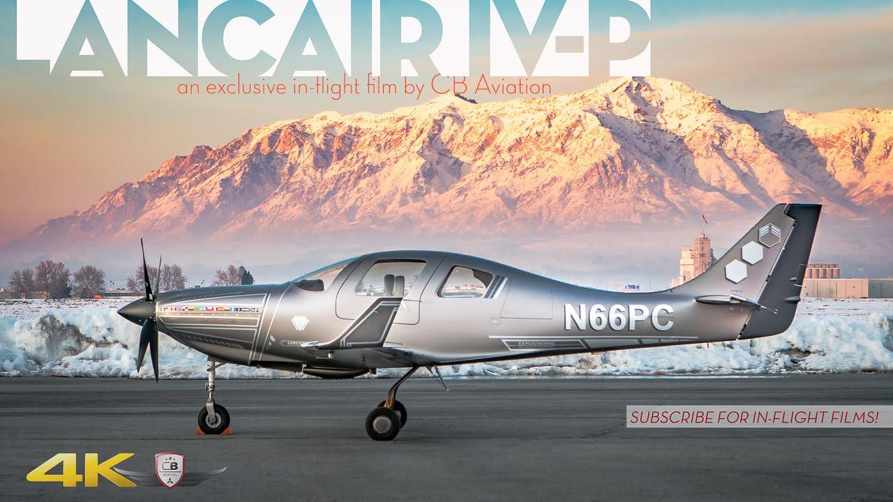 lancair iv p pilot tour in ultra hd 4k youtube rh youtube com lancair iv-p crash lancair iv-p garrett