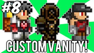 Terraria Custom Vanity Outfits #8 (tf2 Scout, Medic, & Deep Sea Guardian!) // Demize