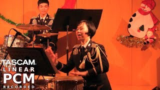 """Les Feuilles mortes"" (Autumn Leaves) - Japanese Army Band"