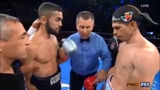 Alejandro Gonzalez Jr vs Karim Guerfi highlights