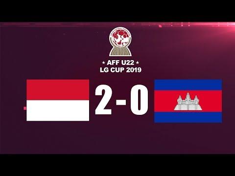 INDONESIA KE SEMI FINAL  HIGHLIGHT DAN GOAL AFF U-22 LG CUP 2019
