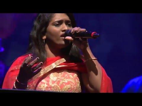 Poo Maalai oru paavai by Diwakar & Sonia with Shianaaz band