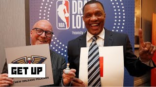 The Pelicans want to turn the Lakers' No. 4 pick into an All-Star – Woj | Get Up