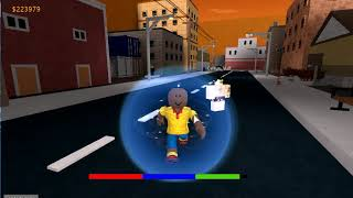 Roblox The Streets ep.9| Caillou Gang