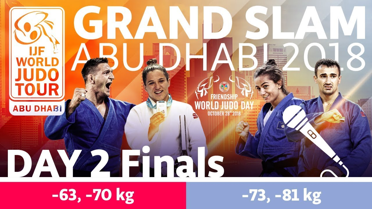 Israel's anthem plays in Abu Dhabi for first time as Judoka