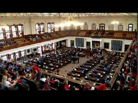 Texas House of Representatives Recognition