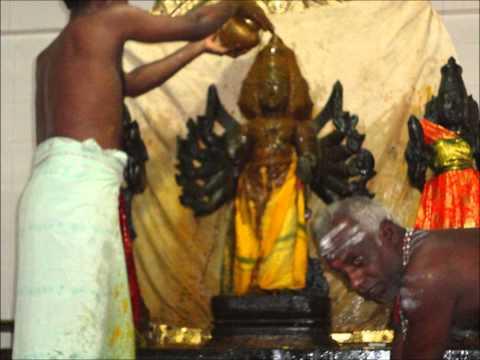 shanmugar abisegam and VEL sathal at Thiruchendur 121115