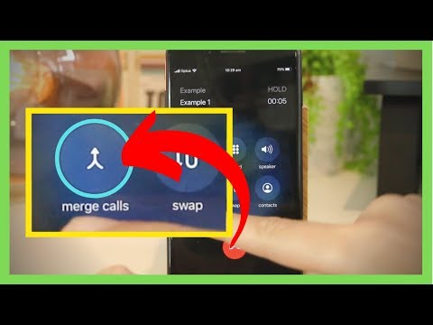 How To Conference Call On IPhone! ☎️  [BEST METHOD!!]