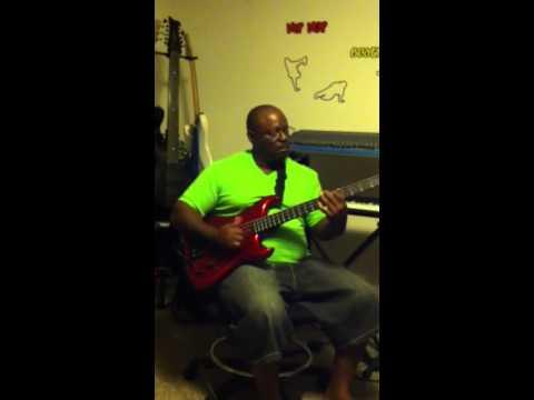 Walter Bethea bass slapping