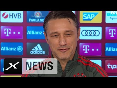 Die Verteidigungsrede von Niko Kovac | Krise? Kritik? Ärger im Team? | FC Bayern München