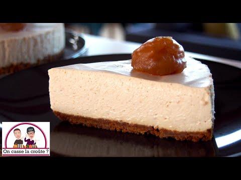 cheesecake-sans-cuisson-à-la-crème-de-marrons
