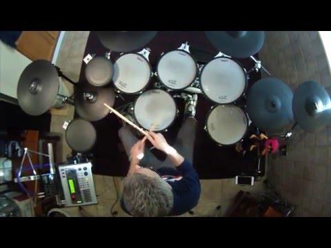 The Police - De Do Do Do - V-Drum Cover - TD-20X - Drumdog69 - HD