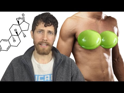 Soy and Manboobs: A Busty Myth?