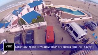 backstage viudas e hijas del rock roll villa gesell
