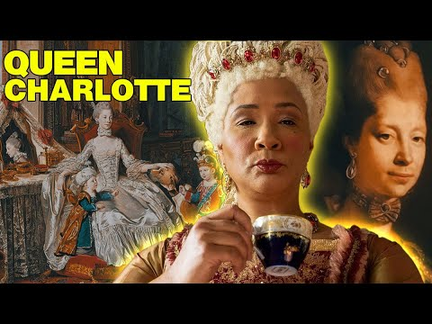 The True Story of Queen Charlotte From Bridgerton