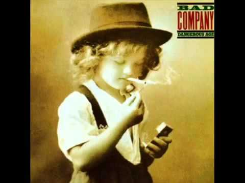 Bad Company - Dangerous Age (ALBUM)