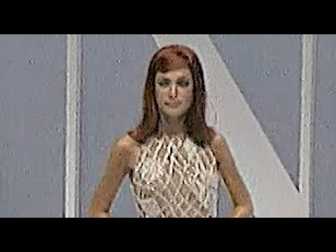 VALENTINO Spring Summer 1996 Paris – Fashion Channel