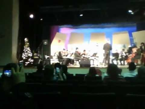 Panorama High School Winter Concert 2011 (String Orchestra)