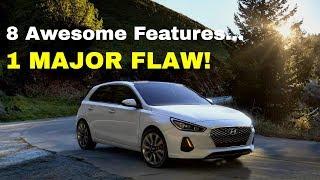 2018 Hyundai Elantra GT: 8 Awesome Features, 1 Critical Flaw - You Decide, Still Worth It??