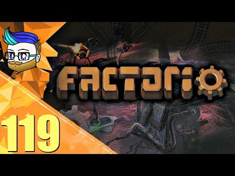 So Much Concrete | Factorio 0.16 #119