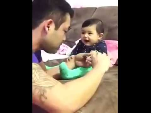 how to cut babys nails