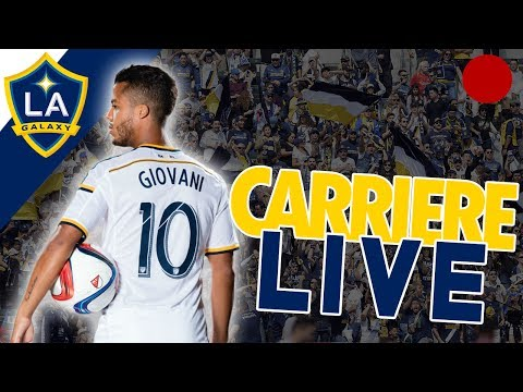 CARRIERE LA GALAXY EN LIVE + AFTER LIVE FOOT