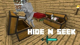 Monster School Hide N Seek Minecraft Animation