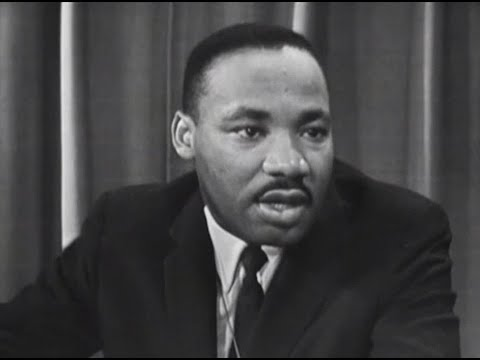 Martin Luther King Jr. Interview (1960)