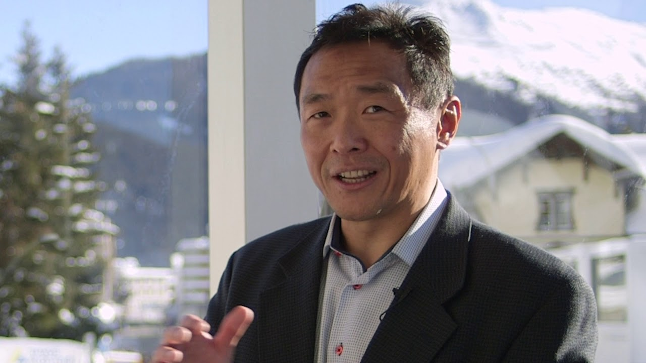Hub Culture Davos 2019 - Fei Zou, Ex. Chairman & Founder of Helios Data