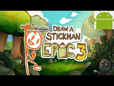 Draw A Stickman: EPIC 3 - New Game For Android
