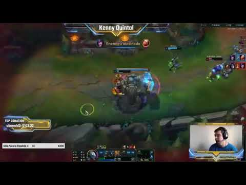 Exchange LOL with everyone 07082019 #2- Kenny Quintal