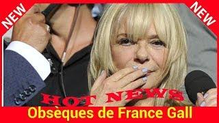 Obsèques de France Gall : le touchant hommage de ses fans, venus nombreux
