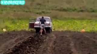 Авто Приколы на дороге Подборка Декабрь 2014 Car Humor Compilation #74