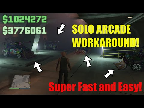 *NEW* GTA 5 SOLO CAR DUPLICATION GLITCH! (PS4/XBOX/PC) GTA 5 Solo Money Glitch 1.50 *SUPER EASY*
