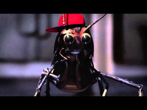 23rd Century Roaches Commercial