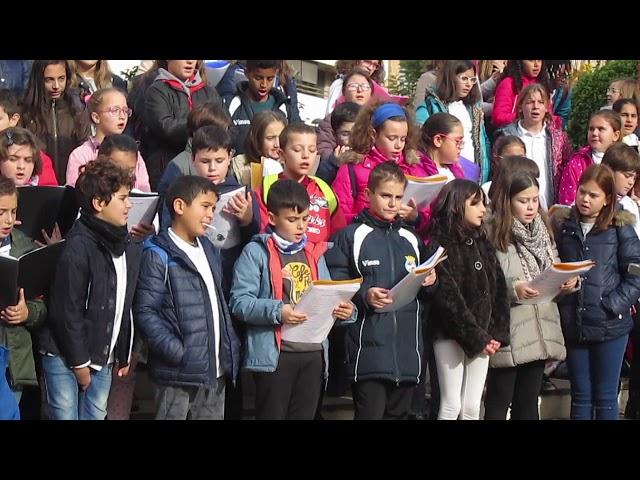 Curs 2017-18 - Cor Escolar - Nadala dels mariners - Parc de la Glorieta