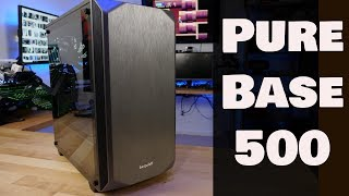 Pure Base 500 - Best Case that $70 can buy? | Review |