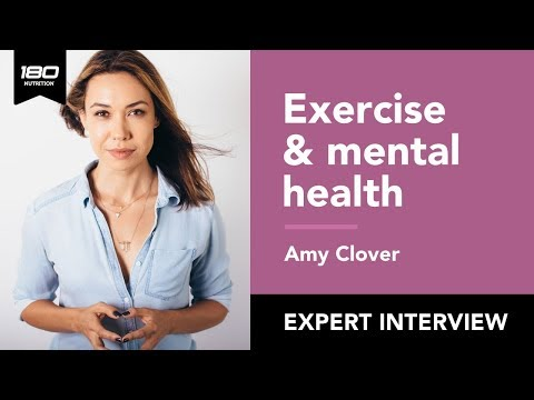 Amy Clover - Harnessing Fitness And Positive Action To Optimise Mental Health