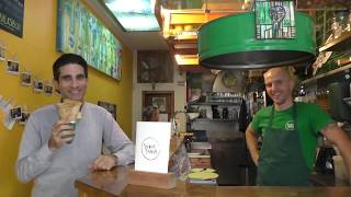Video of Sama Sama - Crepe and Juice Bar